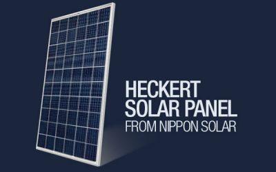 Heckert Solar Panel