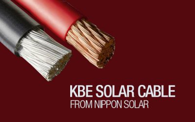 KBE Solar Cable